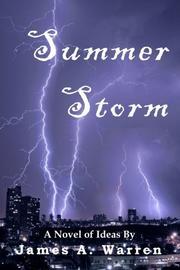 SUMMER STORM by James Warren