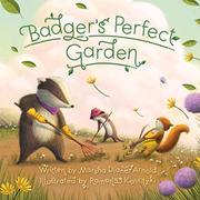 BADGER'S PERFECT GARDEN by Marsha Diane Arnold