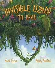 INVISIBLE LIZARD IN LOVE by Kurt Cyrus