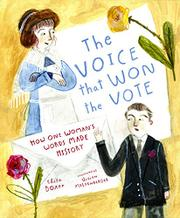 THE VOICE THAT WON THE VOTE by Elisa Boxer