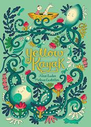 YELLOW KAYAK by Nina Laden