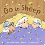 GO TO SHEEP by Jennifer Sattler