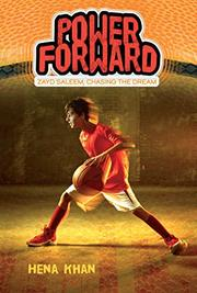 POWER FORWARD by Hena Khan