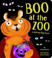 BOO AT THE ZOO by Jeffrey Burton