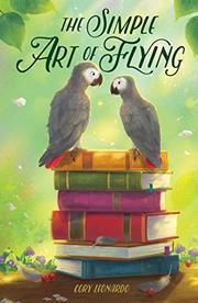 THE SIMPLE ART OF FLYING by Cory Leonardo