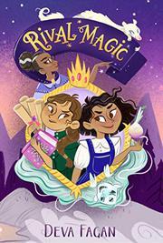 RIVAL MAGIC by Deva Fagan
