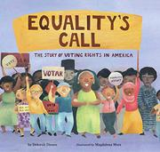 EQUALITY'S CALL by Deborah Diesen