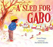 A SLED FOR GABO by Emma Otheguy