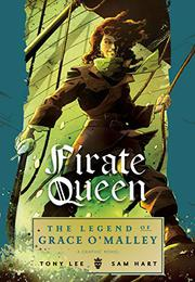 PIRATE QUEEN by Tony Lee