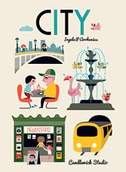 CITY by Ingela P. Arrhenius
