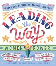 LEADING THE WAY by Janet Howell