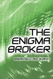 THE ENIGMA BROKER by Charles V. Breakfield