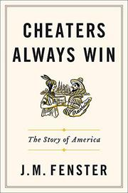 CHEATERS ALWAYS WIN by J.M. Fenster