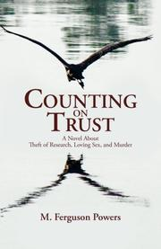 COUNTING ON TRUST by M. Ferguson Powers