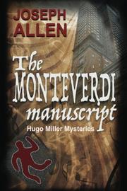 The Monteverdi Manuscript by Joseph Allen
