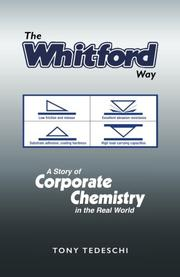 THE WHITFORD WAY by Tony Tedeschi
