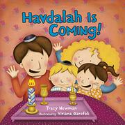 HAVDALAH IS COMING! by Tracy Newman