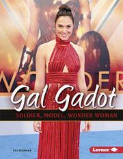 GAL GADOT by Jill Sherman