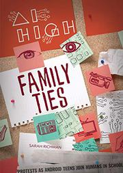 FAMILY TIES by Sarah Richman