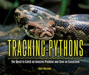 TRACKING PYTHONS by Kate Messner