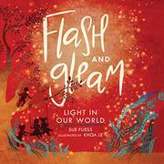 FLASH AND GLEAM by Sue Fliess