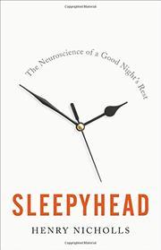 SLEEPYHEAD by Henry Nicholls
