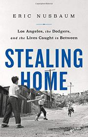 STEALING HOME by Eric Nusbaum