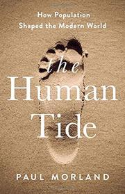 THE HUMAN TIDE by Paul Morland