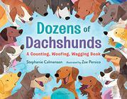 DOZENS OF DACHSHUNDS by Stephanie Calmenson