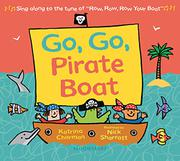 GO, GO, PIRATE BOAT by Katrina  Charman