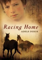 Cover art for RACING HOME