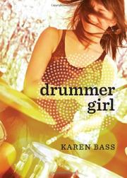 Book Cover for DRUMMER GIRL