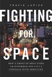 FIGHTING FOR SPACE by Travis Lupick