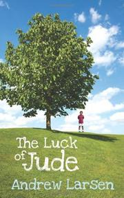 Cover art for THE LUCK OF JUDE