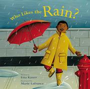 Cover art for WHO LIKES THE RAIN?