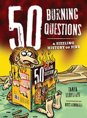 Cover art for 50 BURNING QUESTIONS