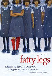 FATTY LEGS by Christy Jordan-Fenton