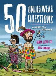 Book Cover for 50 UNDERWEAR QUESTIONS