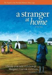 Book Cover for A STRANGER AT HOME