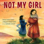 NOT MY GIRL by Christy Jordan-Fenton