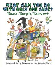 WHAT CAN YOU DO WITH ONLY ONE SHOE? by Simon Shapiro