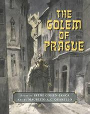 THE GOLEM OF PRAGUE by Irène  Cohen-Janca