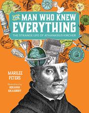 THE MAN WHO KNEW EVERYTHING by Marilee Peters