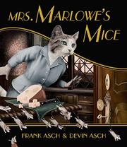 Cover art for MRS. MARLOWE'S MICE