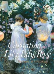 CARNATION, LILY, LILY, ROSE by Hugh Brewster