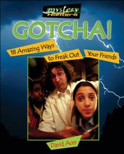 Book Cover for GOTCHA!