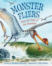 Cover art for MONSTER FLIERS