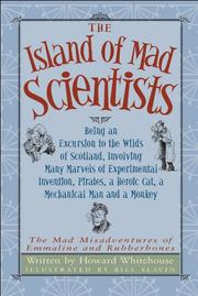 Cover art for THE ISLAND OF MAD SCIENTISTS