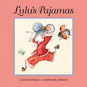 Cover art for LULU'S PAJAMAS