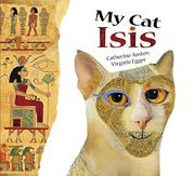 Cover art for MY CAT ISIS
